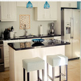 2016 Welbom New Design Apartment Solid Wood Kitchen Cabinet Design