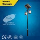 Characteristic Solar Outdoor Lights with Lithium Battery