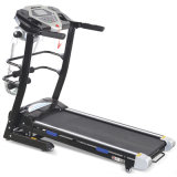 Popular Treadmill with Massager, Color Touch Screen Screen