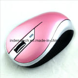 2.4G Fashion Ergonomics Mouse Optical Mouse Wireless Mouse G-179