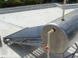 Stainless steel solar water heater with CE certificate