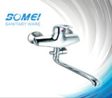 Single Handle Wall Mounted Kitchen Faucet (BM90502)