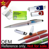 High Quality Cheap Corporate Gift Wholesale Custom Logo USB Pen