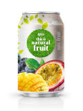 Manufacturers Passion Fruit Juice Drink 330ml in Can