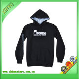Wholesale Fashion 100%Cotton Fleece Men′s Hoodies with Printed