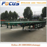 OEM ODM 40feet Container Chassis Flatbed Platform Semi-Trailer