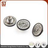 Metal Decorative Simple Alloy Design Button for Garment