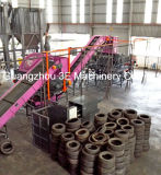 Tire Recycling Machine for Car Tire/Passenger Tire/Nylon Tire/Bicycle Tire/Motorcycle Tyre with Ce 1000-2000kg/H