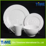 High Quanlity White Porcelain Hotel Dinnerware