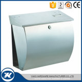 Modern Stainless Steel Waterproof European Style Mailbox