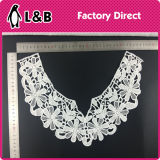 Wholesale Embroidery Milk Silk Collar for Ladies