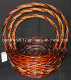 Wicker Mixed Seagrass Baskets