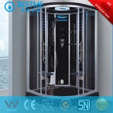 Wheels Sliding Glass Shower Room Shipping From China (KB-861)