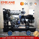 Open Type 125kVA Cummins Engine 6BTA5.9g2 Diesel Generator