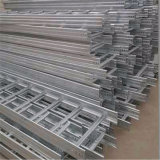 HDG Cable Tray Galvanized Cable Trays of Perforated