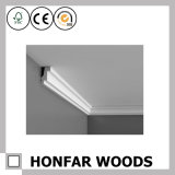 Ceiling Decoration Solid Wood Cornice Crown Moulding