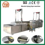 Potato Chip and Plantain Chips Electric Frying Pan Fryer Machine