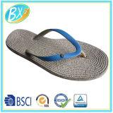 Ladies Flip Flops PVC Strap Sandals with Rope Sole