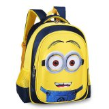 Cute Minions Children′s Backpack Boys Animation Cartoon School Bags for Boys Girls Children Primary Students Backpacks Ll260z