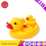 Popular Cute Little Yellow Bath Duck Plastic Vinyl Toy