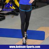 2-in-1 Women′s Yoga Fitness Sports Long Pants