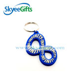China Factory Custom Made 3D Soft PVC Keychain