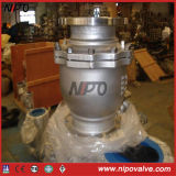 Bolted Bonnet Cast Steel Flanged Floating Ball Valve
