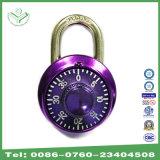 OEM 48mm Aluminum Anodizing Combination Lock (1501)