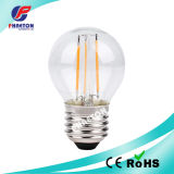 G45 E27 2W LED Filament Bulb (pH6-3003)
