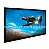 3D Projection Screens with Aluminum Black Velvet Frame