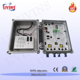 Optical Node/CATV 4-Port Output Outdoor AGC Receiver