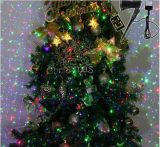 2017 Hottest Christmas Lasers Light Sale Holiday Tree RGB Laser Lighting Outdoor Garden Projector