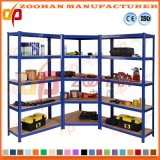 Competitive Multi Tiers Metal Display Shelving Storage Racks (Zhr177)