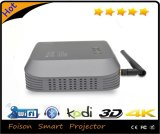 Cool 3D LED Android Smart Portable Home Theater Projector Lamp