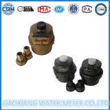 Volumetric Water Meter From Water Meter Manufacturer (DN15-DN25)