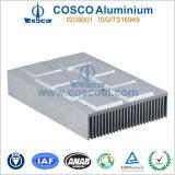 SGS Certificated OEM Aluminium Heatsink with Black Anodized