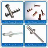 Stainless Steel Brass Solid Rivet DIN7337 Aluminum Blind Pop Rivet