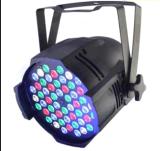 Wholesale 54pcsx3w RGBW 4in 1 LED PAR Can Light (non waterproof)