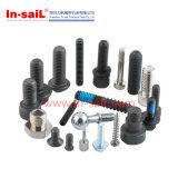 DIN Stndard Stainless Steel Screws, Black Oxide Bolts, M10 Studs