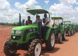 High Quality 50HP Farm Wheel Tractor with CE