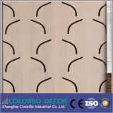Wooden Design MDF Soundproof Fireproof Acoustic Panel