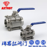 3PC 1000wog NPT/Bsp/DIN259 Ends Ball Valve