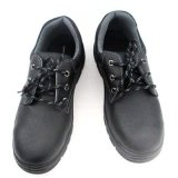 Comfortable Worker PU/Leather Footwear Safety Shoes