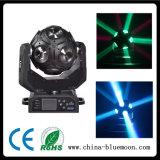 12PCS*12W RGBW 4in1 LED Rotating Disco Ball Moving Head Beam Light