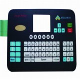 High Quality Keyboard Membrane Switch with RoHS Certification