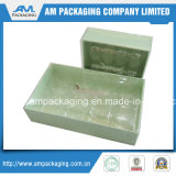 with Clear Cover Plastic Rigid Paper Box Macaron Packaging
