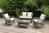 Wicker Rattan Lounge Sofa Set Garden Commercial Outdoor Furniture (FS-2795+FS-2796+FS-2797)