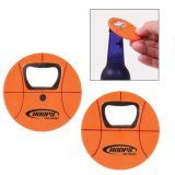 Plastic Basketball Bottle Opener (PM226)
