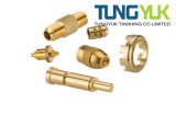 Brass Parts Made of CNC Precision Turning Machining Parts