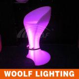 Nightclub Illuminated Colors LED Bar Stools for Sale